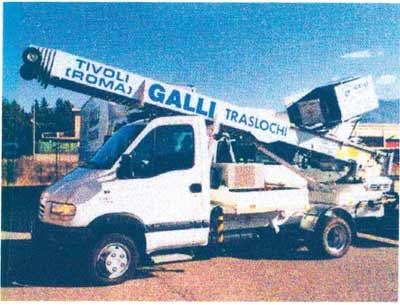 Galli Claudio Traslochi