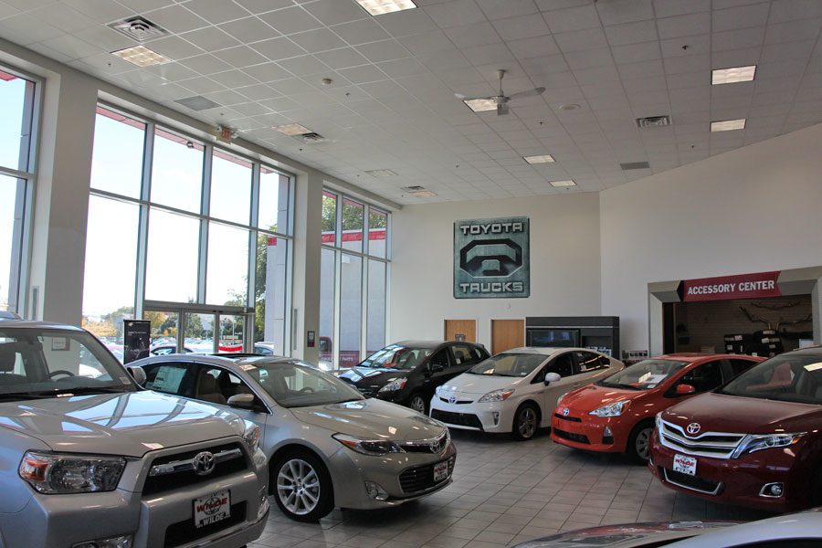 Toyota And Used Car Dealer In West Allis Wilde Toyota