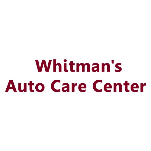 Whitman's Auto Care