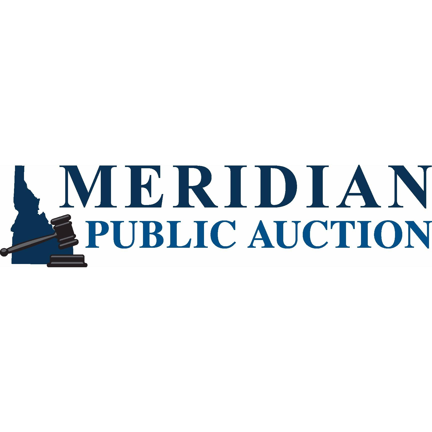 Meridian Public Auction