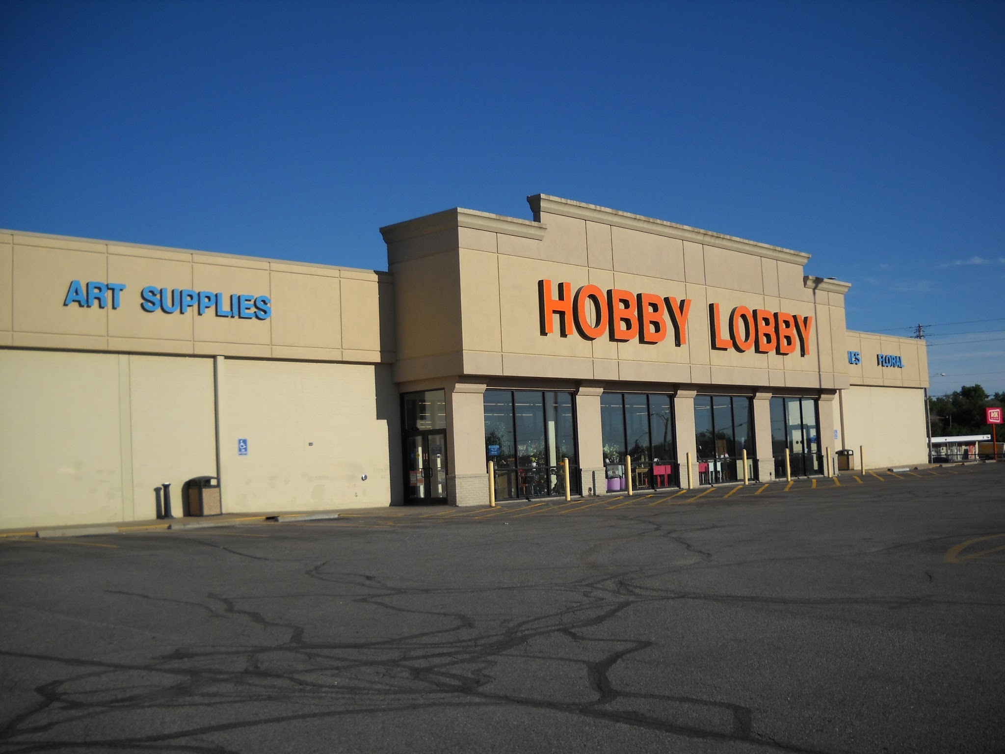 Hobby lobby in wichita ks 67212 for Craft stores wichita ks