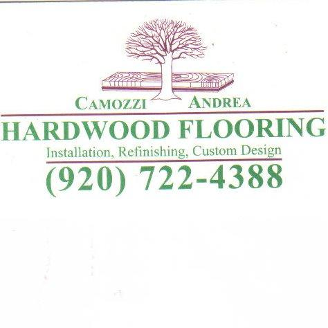 Camozzi Andrea Hardwood Flooring - Menasha, WI - Floor Laying & Refinishing