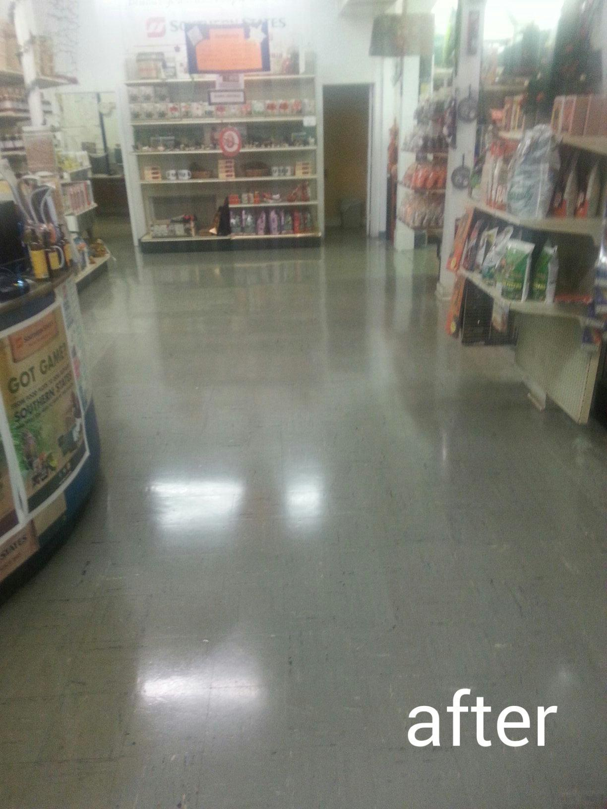 Finely Finished Floors