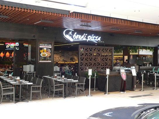 Bondi Pizza Top Ryde City Ryde 1300 383 860
