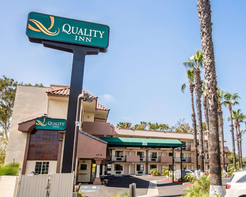 Quality Inn I-5 San Diego Naval Base hotel in San Diego, CA