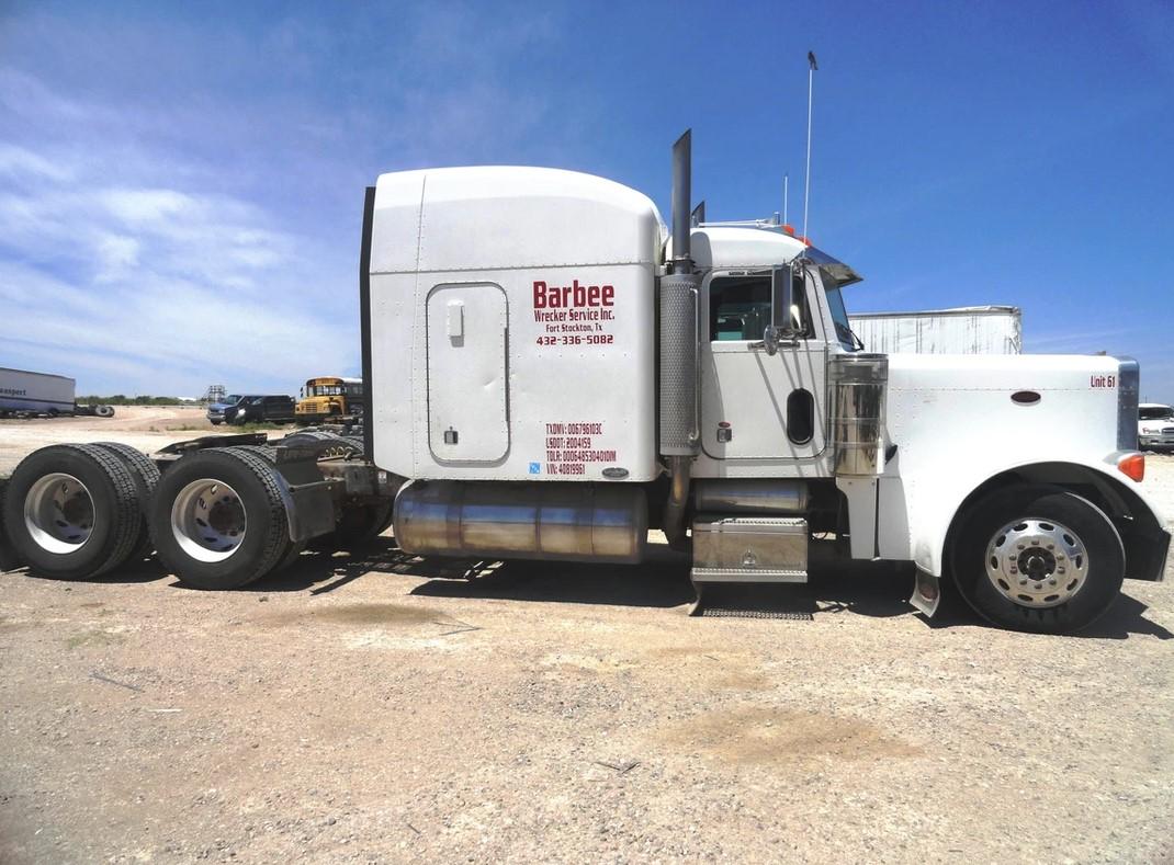 Barbee Wrecker Service Inc