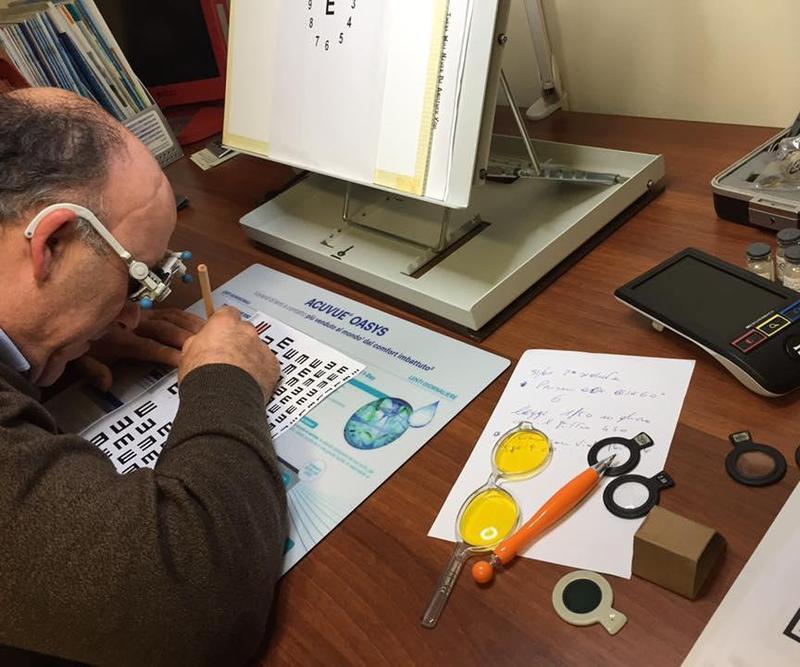 Ottica Galeazzo Centro Ipovisione Protesi Oculari