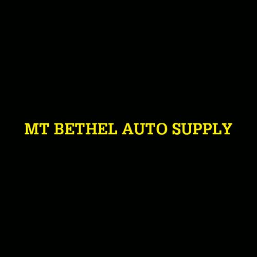 Mt Bethel Auto Supply