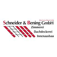 Bild zu Schneider & Bening GmbH Zimmerei - Dachdeckerei - Innenausbau in Hoyerhagen