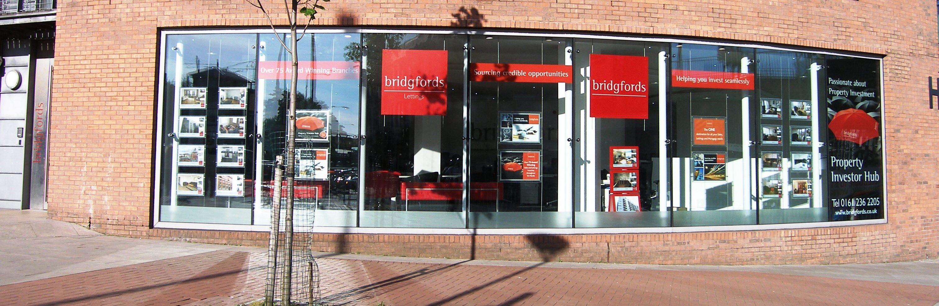 Bridgfords Estate Agents Manchester