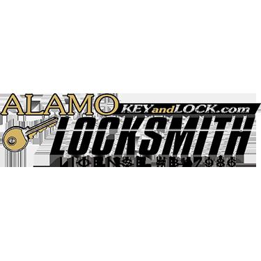 Alamo key & lock