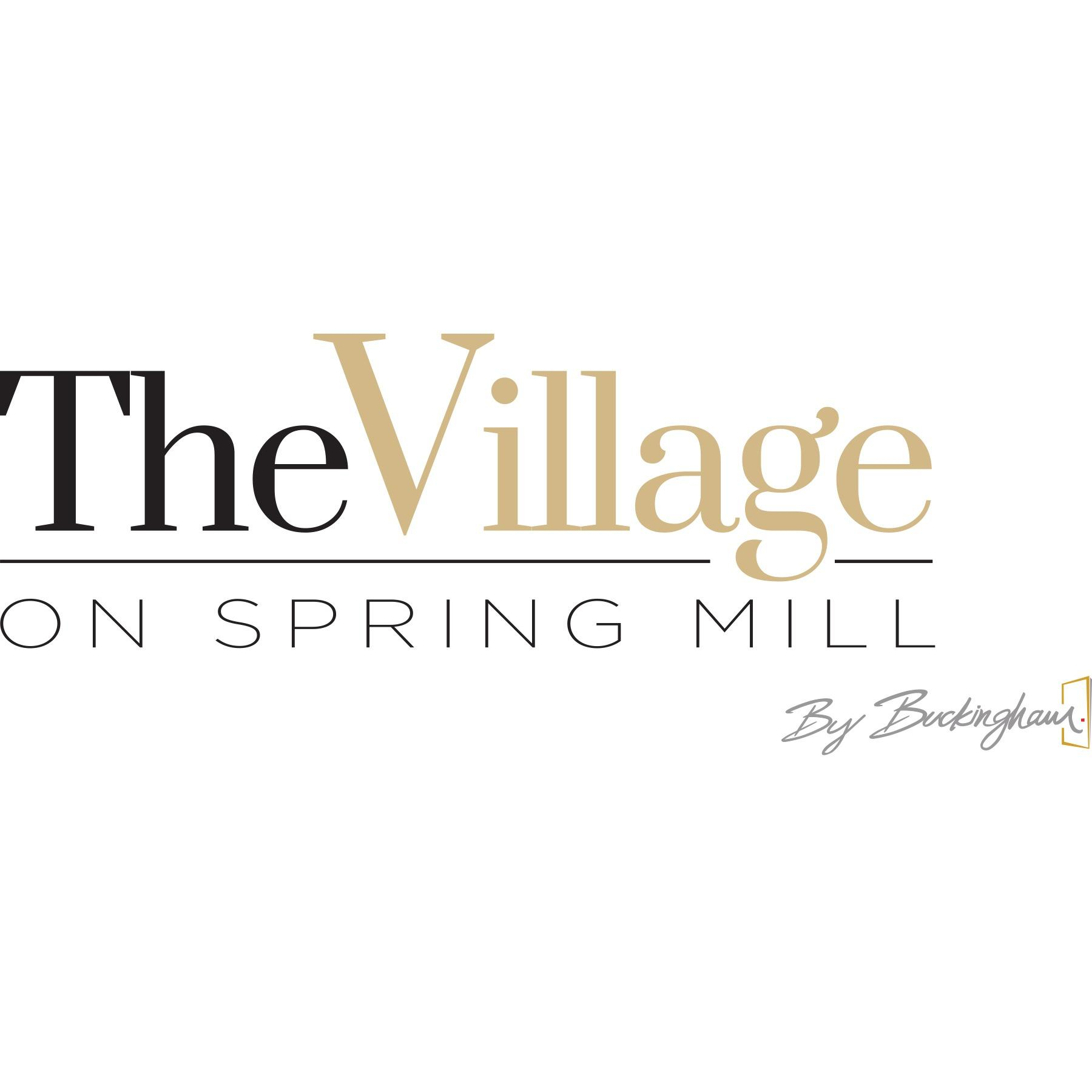 The Village Apartments on Spring Mill