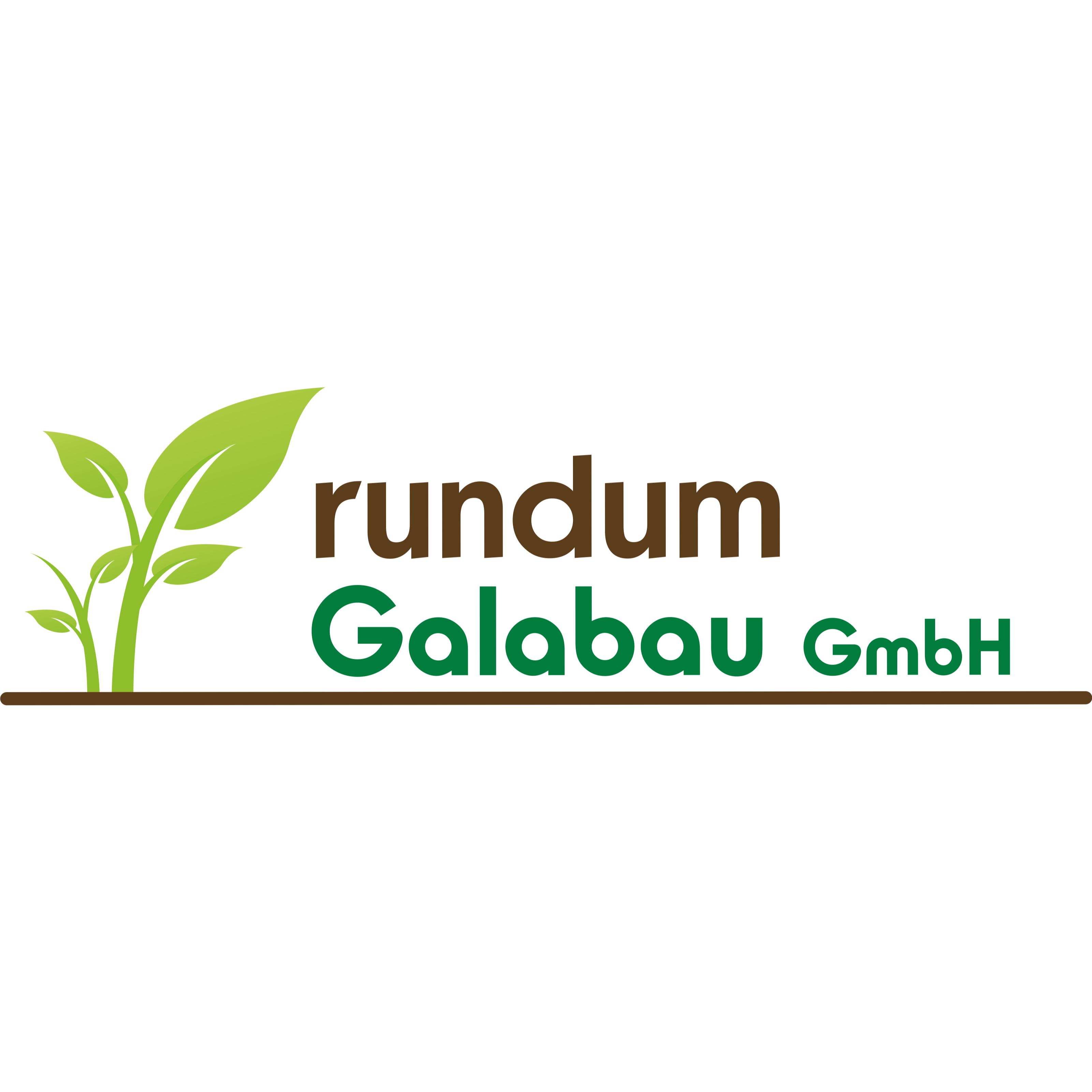 Logo von rundum Galabau GmbH
