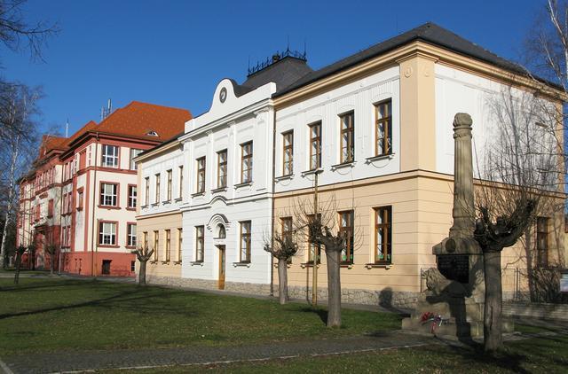 Staré Město - městský úřad