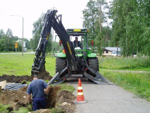 Kaivu ja Kuljetus Terävä Oy