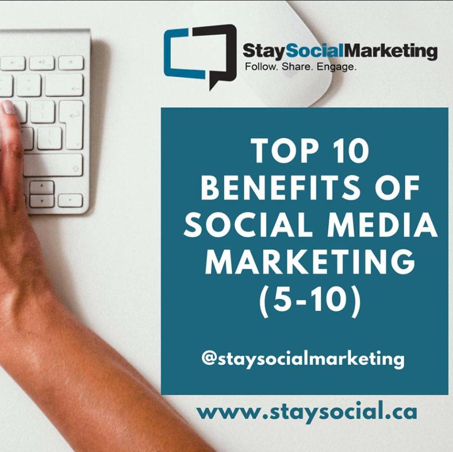 Stay Social Marketing in Halifax