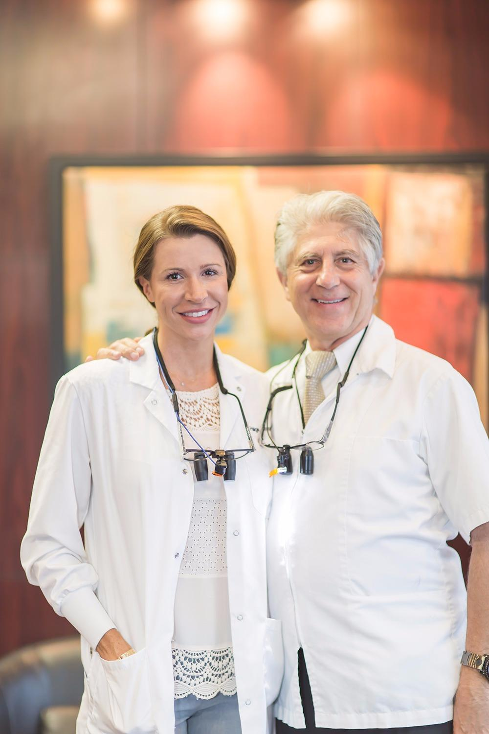 Holistic Dentists Dr. Woods & Dr. Vinograd