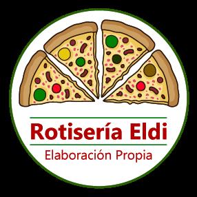 ROTISERIA Y CARNICERIA ELDI - ELABORACION PROPIA Logo