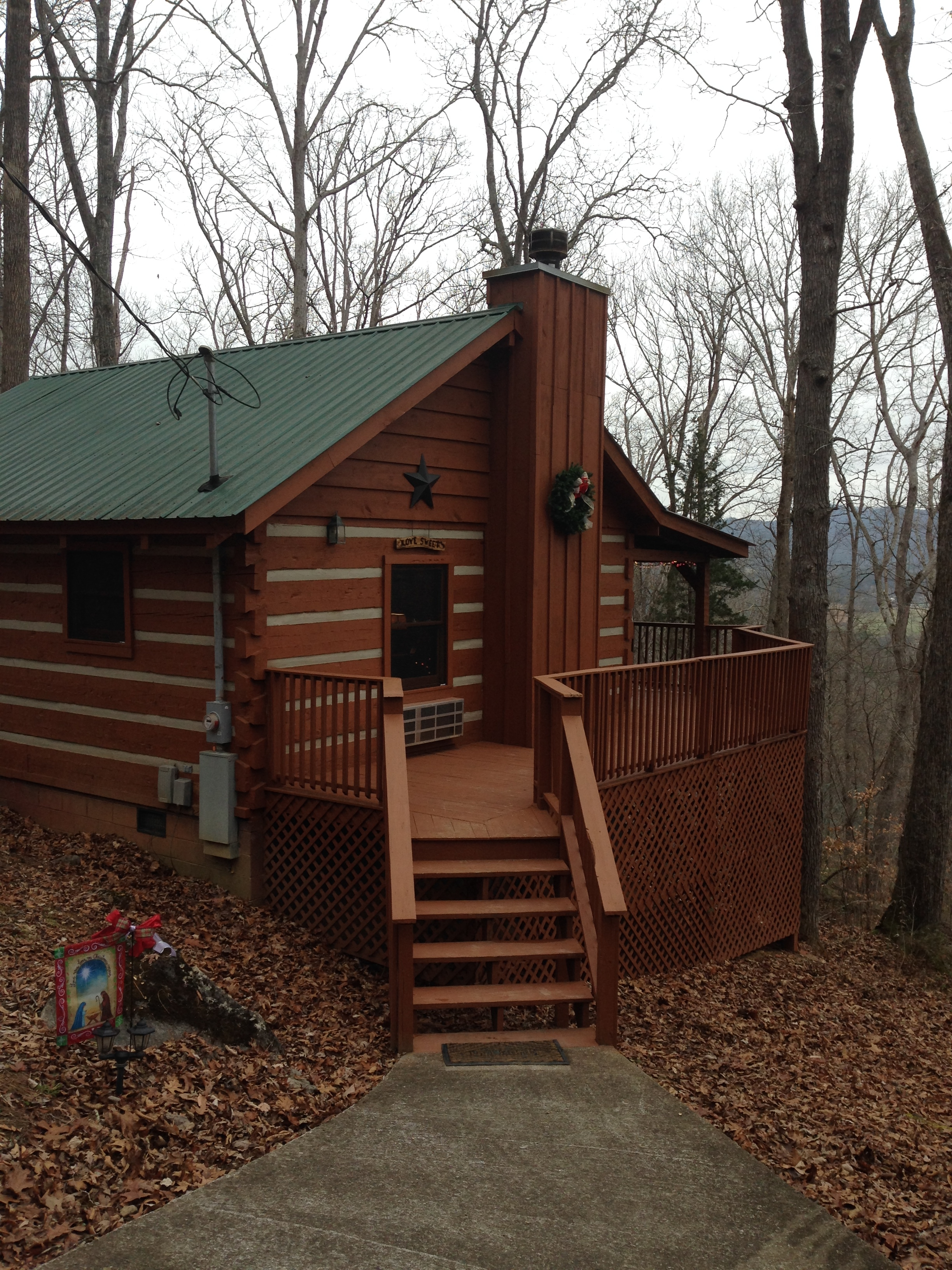 Smoky mountain heritage log cabins townsend tennessee for Smoky mountain tennessee cabin rentals