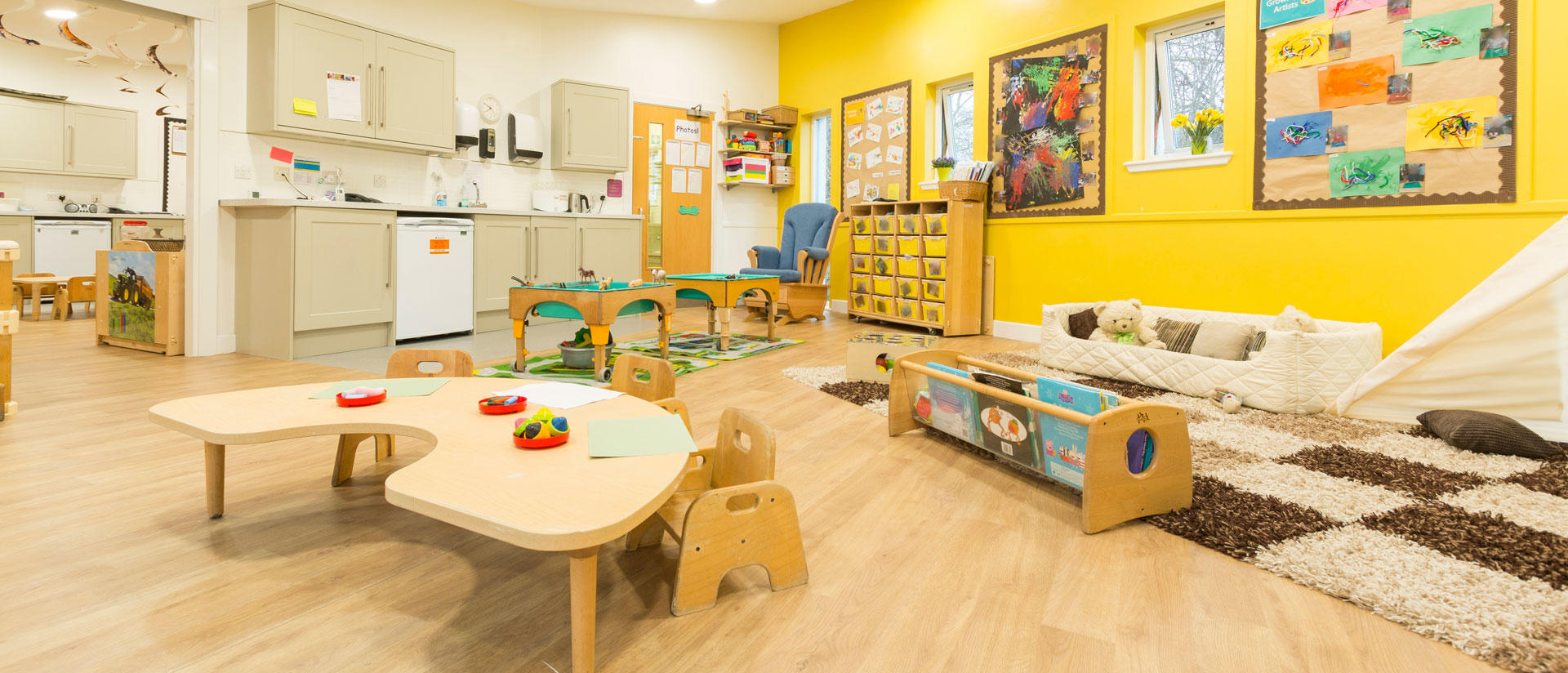 Bright Horizons Cramond Early Learning and Childcare