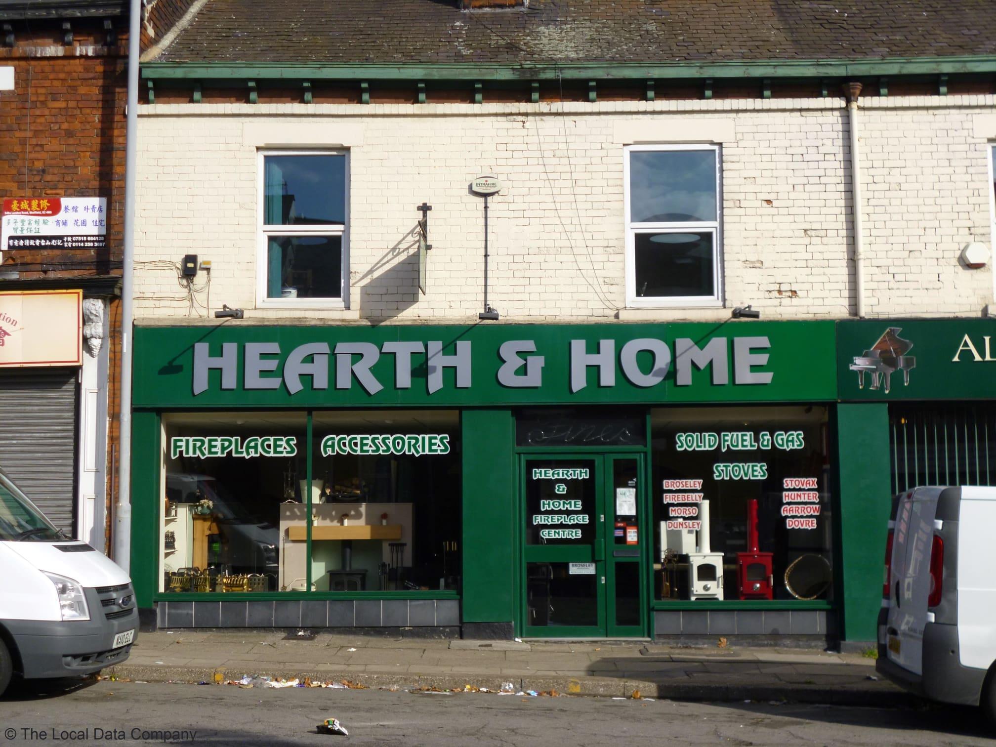 Hearth & Home Ltd