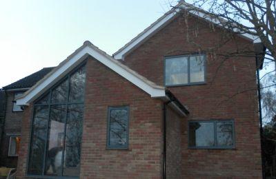Aluminium Casement - Vertical Sliding - Tilt & Turn Windows