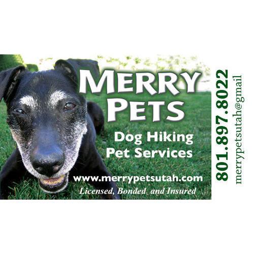 Merry Pets - Salt Lake City, UT - Pet Sitting & Exercising
