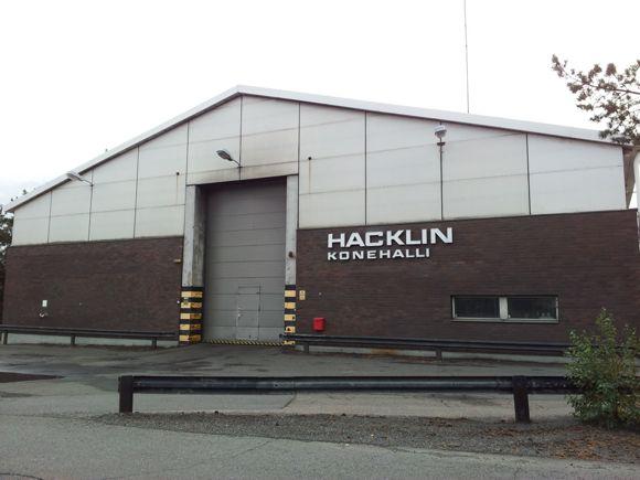 Hacklin Oy Ltd