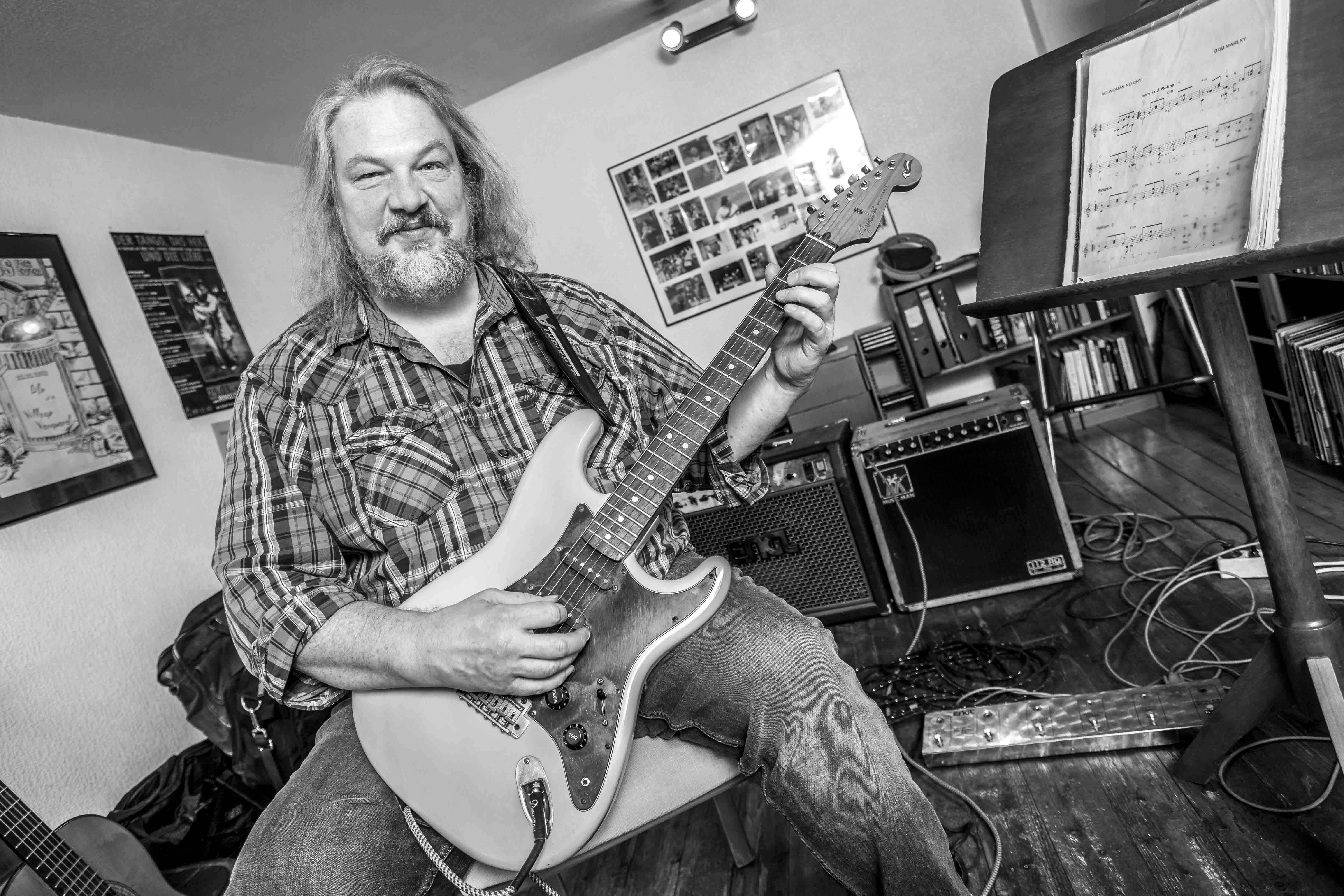 Fotos de Gitarrenunterricht Magnus Singerhoff