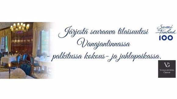 Hotelli Vanajanlinna