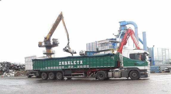 Transportes Internacionales Zabaleta