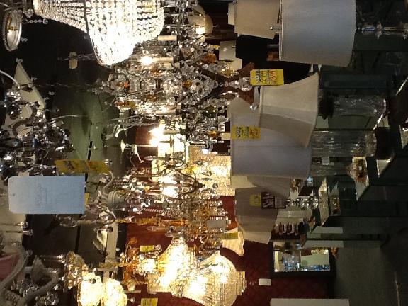 Designer Lighting & Fan Center