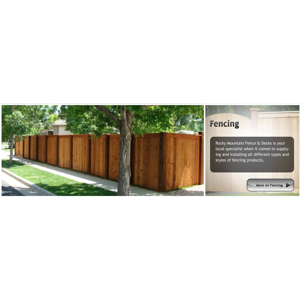 Rocky Mountain Fence Inc.