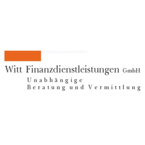 Witt Finanzdienstleistungen GmbH