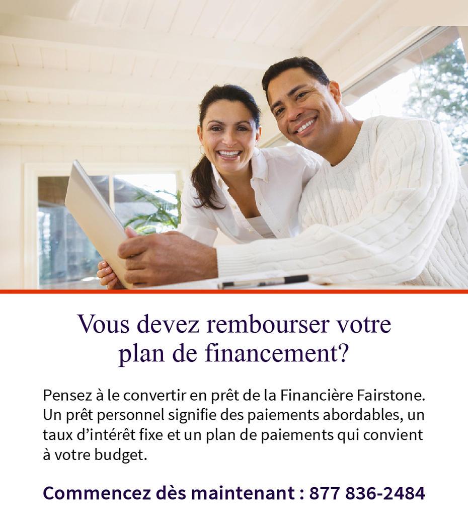 Fairstone, formerly CitiFinancial Saint-Jean-sur-Richelieu (450)348-9622