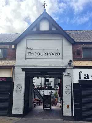 Courtyard Doncaster - Doncaster, South Yorkshire DN1 1NE - 01302 215026 | ShowMeLocal.com