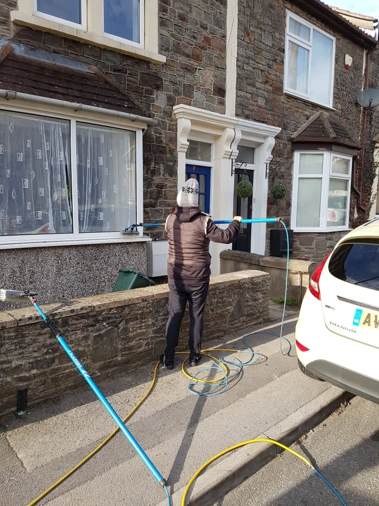 Images Shipps Window Cleaning Service