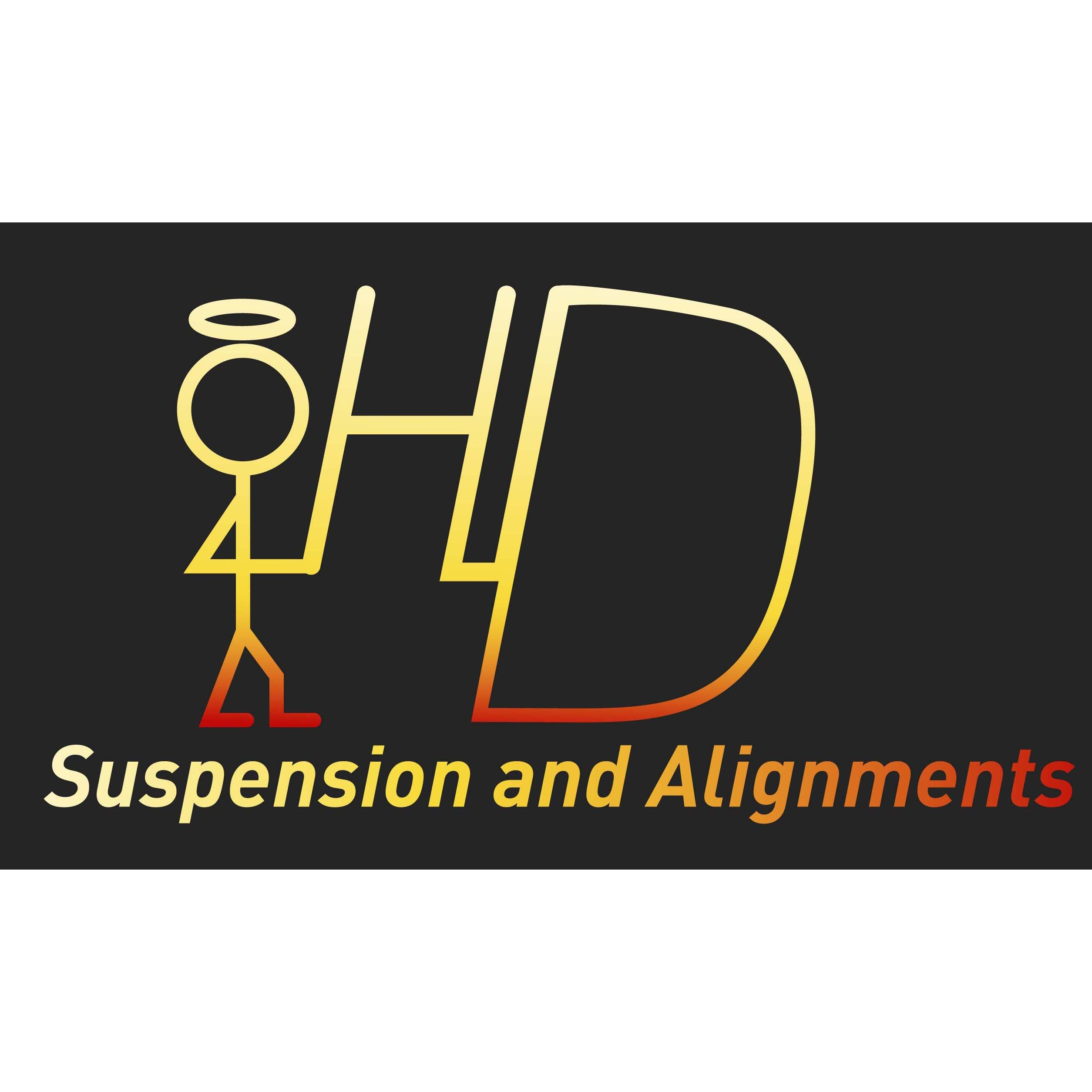 Angel's HD Suspension Alignment