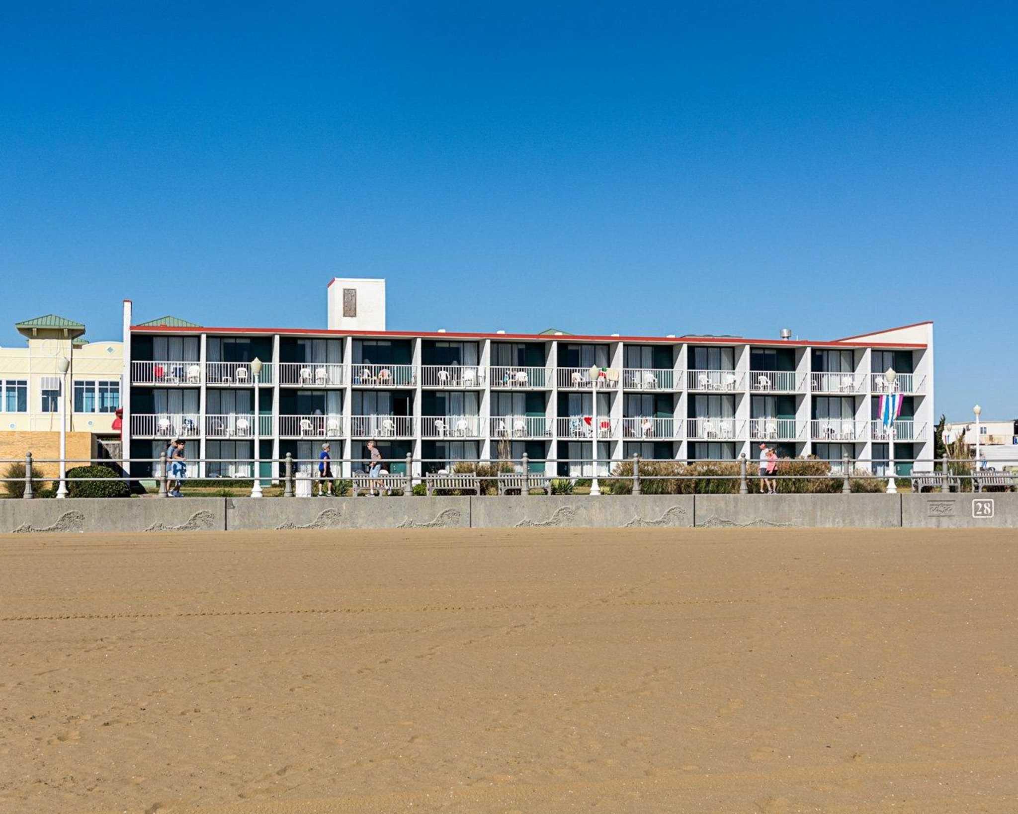 Econo Lodge Near Virginia Beach Va