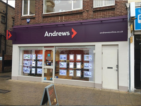 Andrews Lettings and Management Romford
