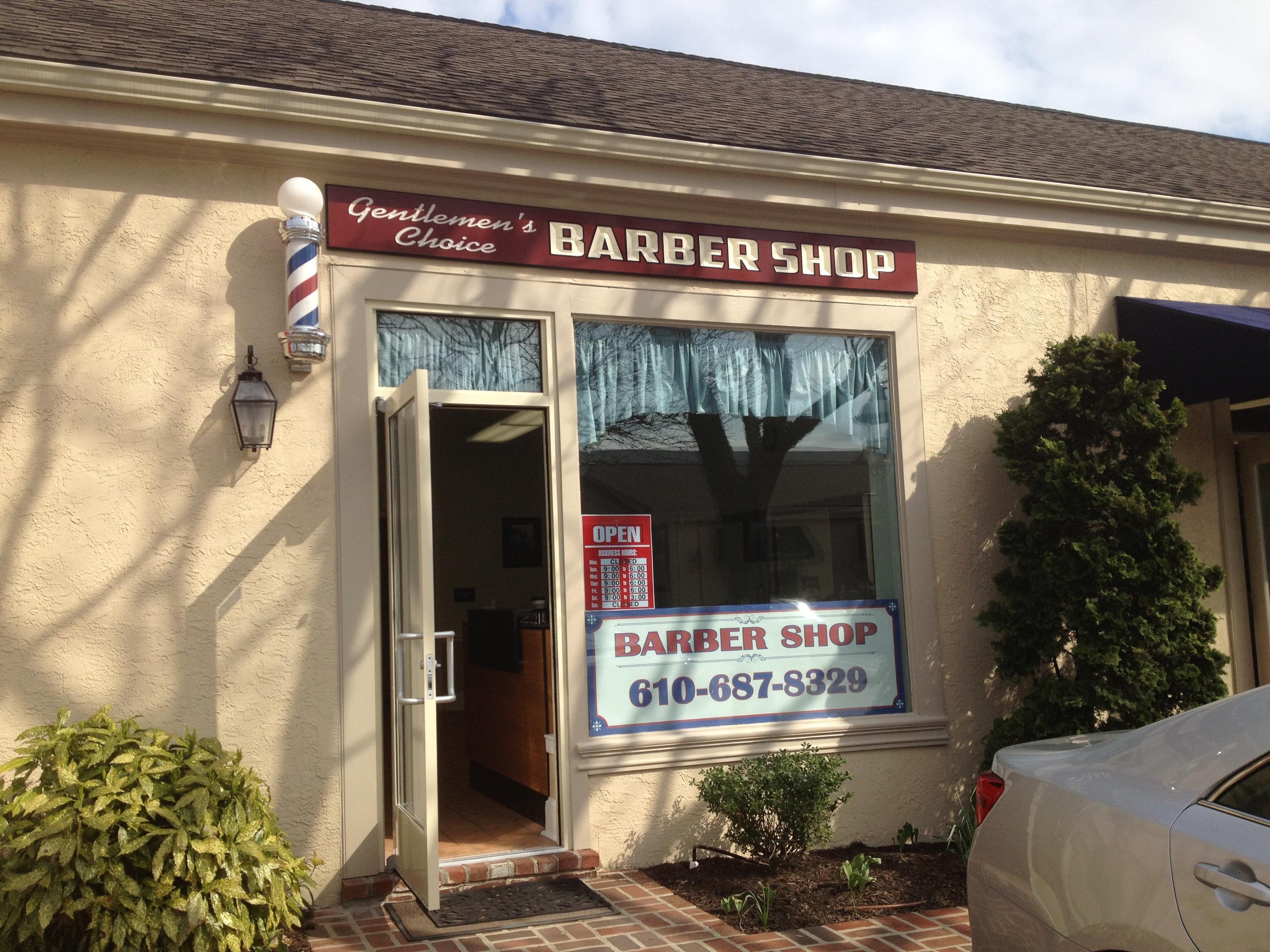 Gentlemen's Choice Barber Shop image 0