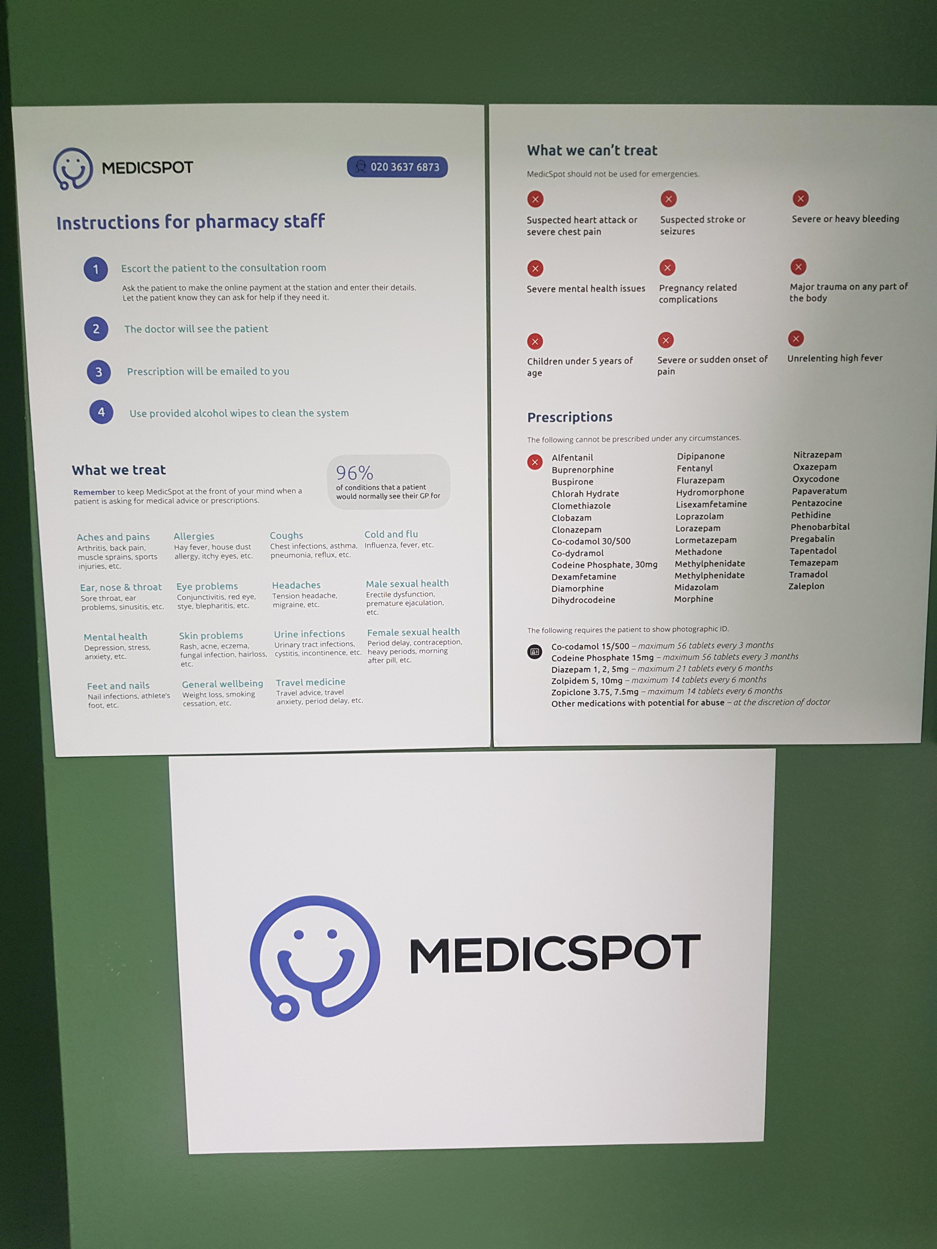 Medicspot Clinic Chelmsford Writtle Road