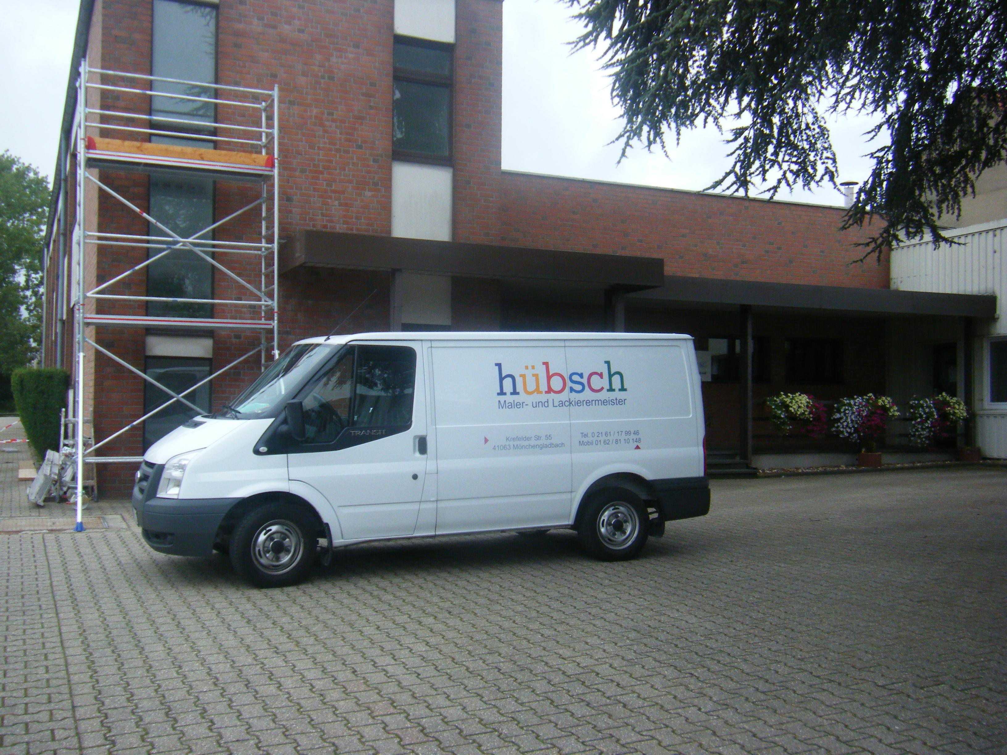 Malerbetrieb Hartmuth Hübsch