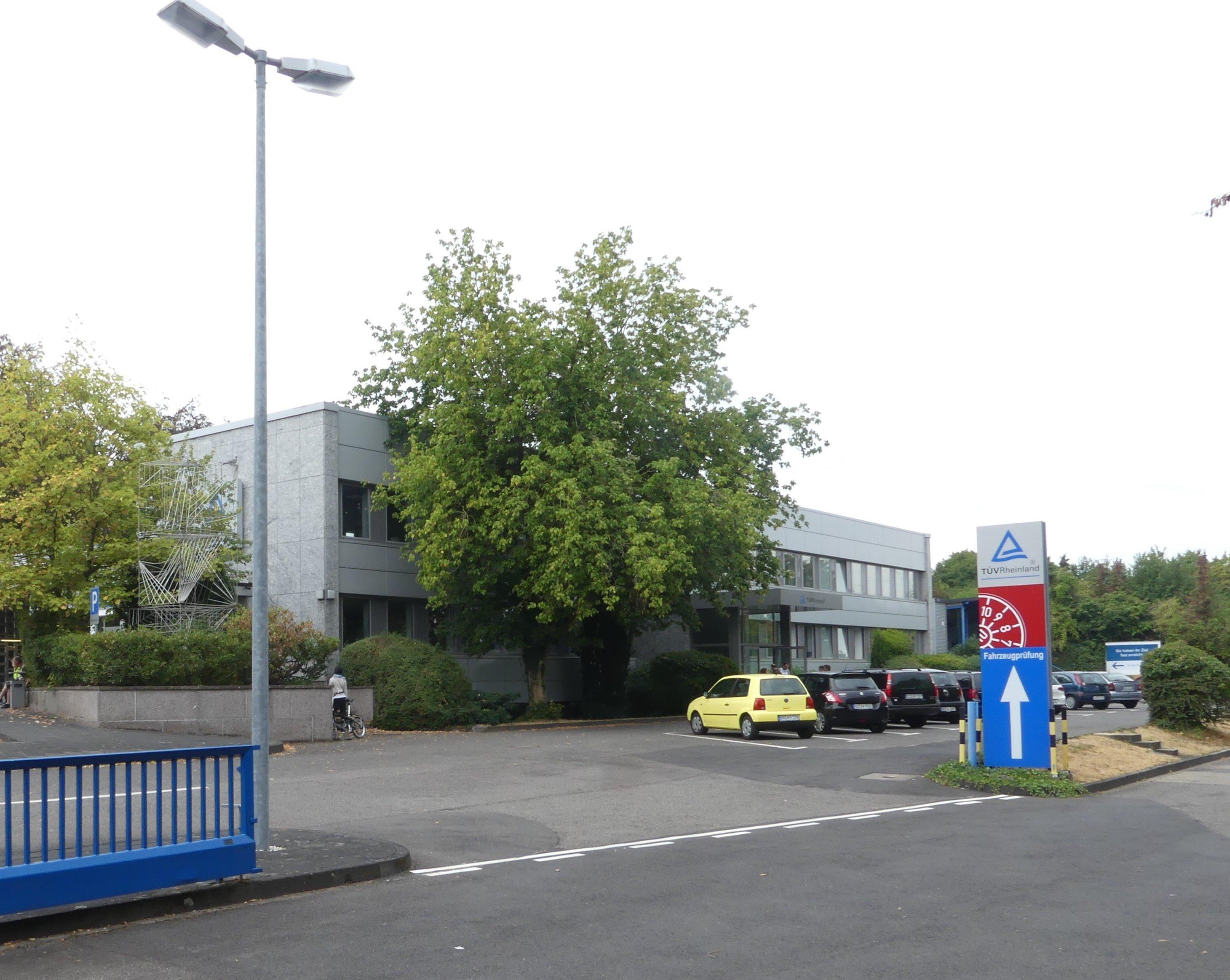 TÜV Rheinland Schaden- und Wertgutachten GmbH Bonn