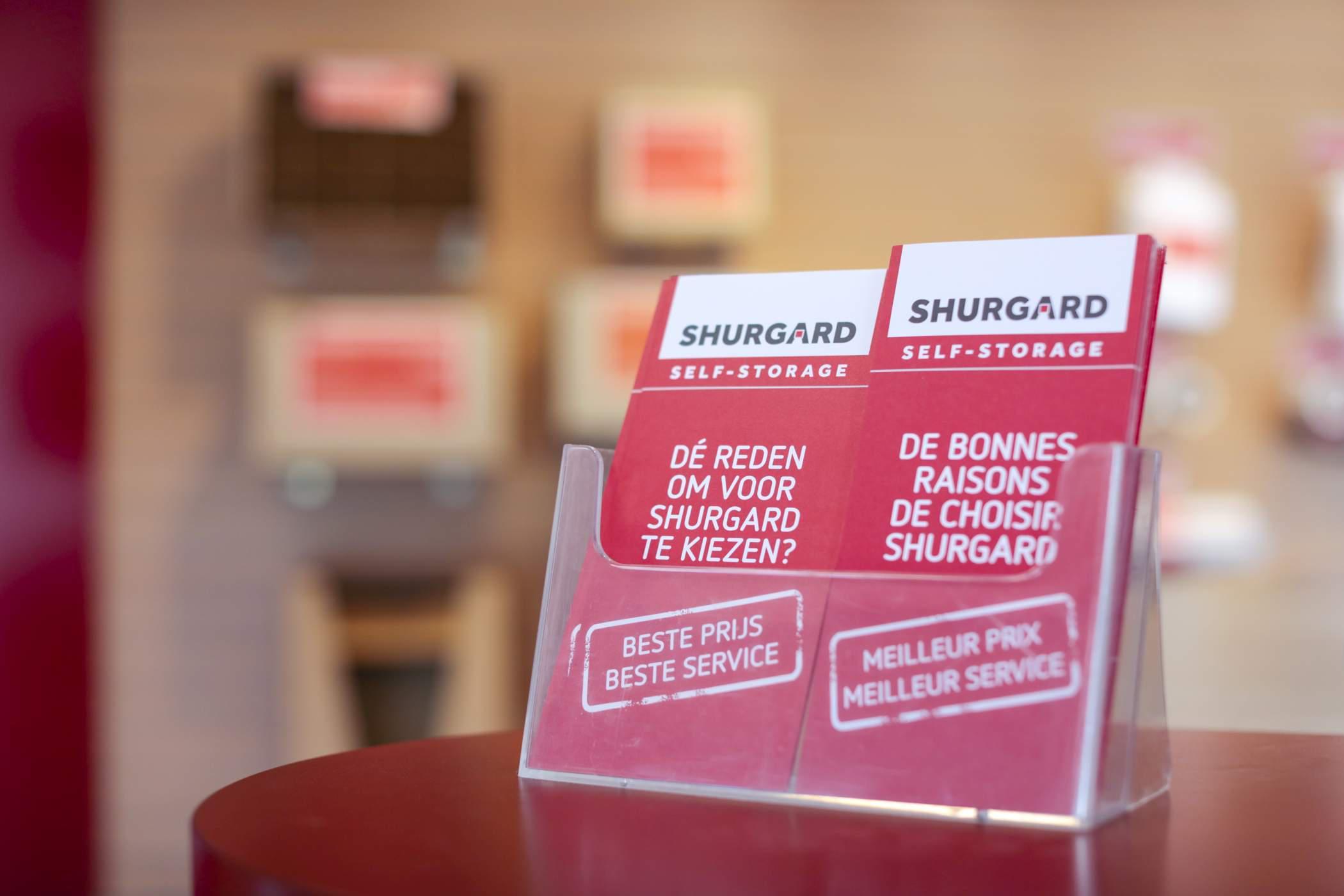 Shurgard Self-Storage Groot-Bijgaarden