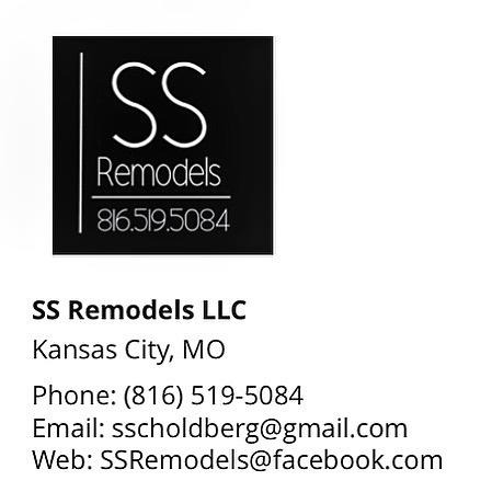 SS Remodels - Lees Summit, MO 64063 - (816)519-5084 | ShowMeLocal.com