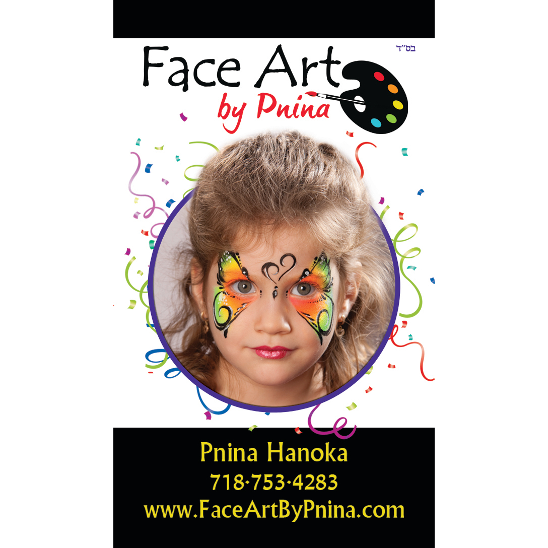 Face Art by Pnina