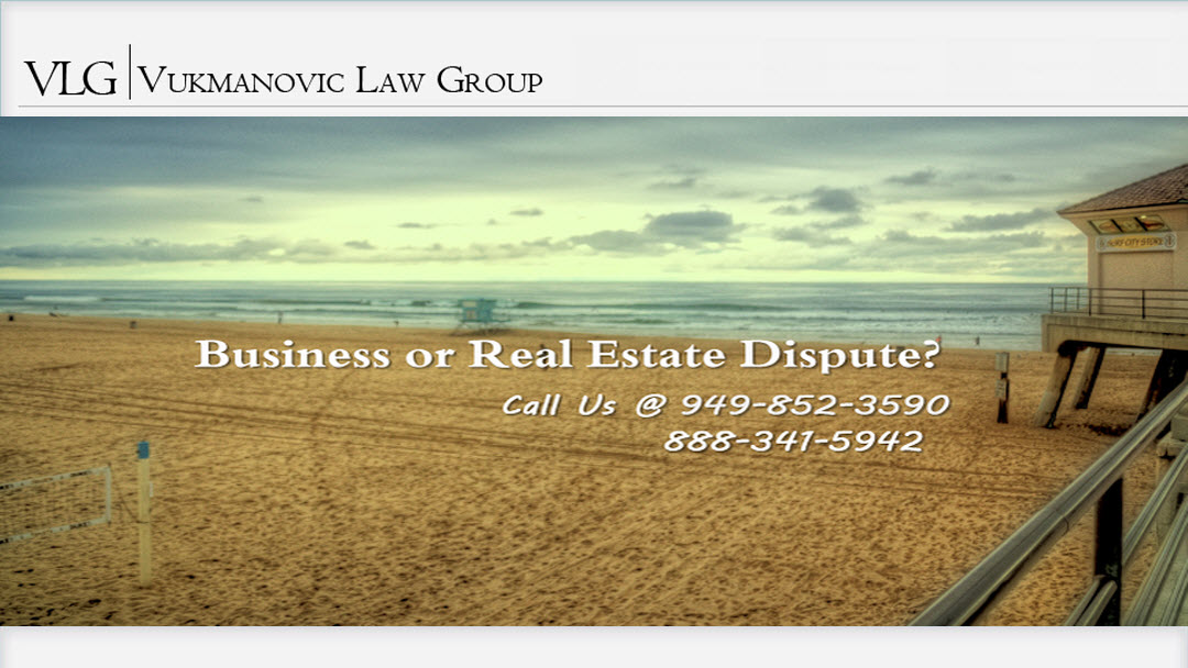 Vukmanovic Law Group, APC - ad image