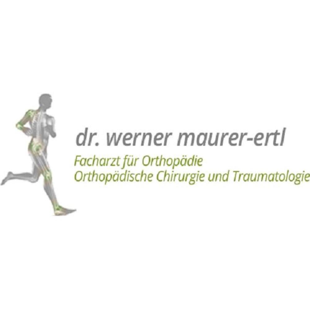 Dr. Werner Maurer-Ertl