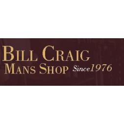 Bill Craig Man's Shop